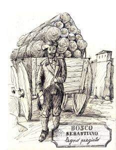 Rondò d'la forca.Sebastiano Bosco
