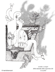 Cassetta o scrigno della mutanda della signorina Lili.2.b